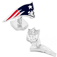 New England Patriots Palladium Edition Cufflinks
