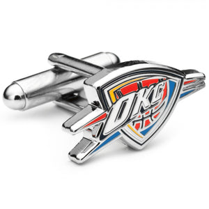 Oklahoma City Thunder Cufflinks