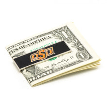 Oklahoma State Cowboys Money Clip