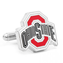 Ohio State University Cufflinks and Tie Bar Gift Set