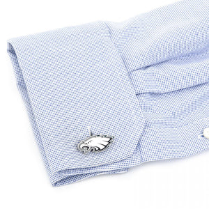 Philadelphia Eagles Palladium Cufflinks