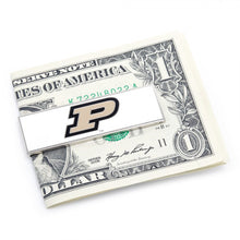 Purdue University Boilermakers Money Clip