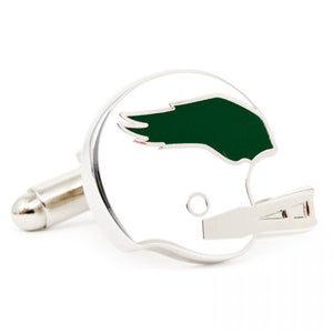 Philadelphia Eagles Retro Helmet Cufflinks