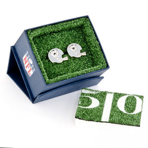 Oakland Raiders Retro Helmet Cufflinks