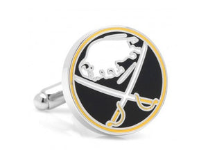 Buffalo Sabres Cufflinks