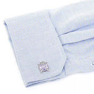 Sacramento Kings Cufflinks