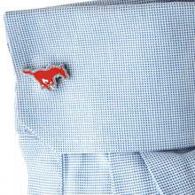 SMU Mustangs Cufflinks