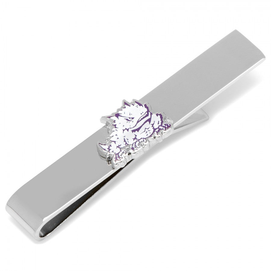 TCU Horned Frog Tie Bar