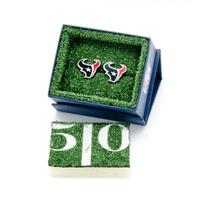 Houston Texans Cufflinks