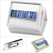 University of Florida Gator Pride Money Clip