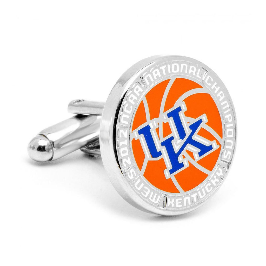 2012 University of Kentucky Wildcats Championship Cufflinks