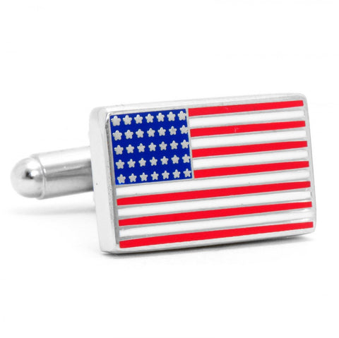 Republican Elephant Cufflinks and Tie Bar Gift Set