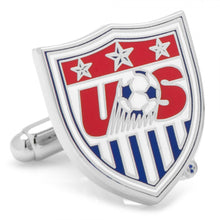 U.S. Men's National Soccer Team Cufflinks