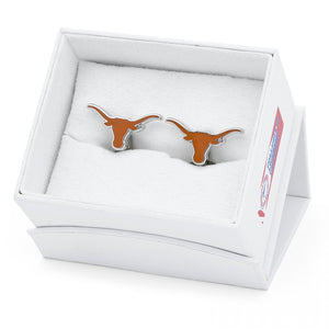 University of Texas Longhorns Palladium Cufflinks