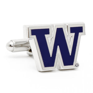 University of Washington Huskies Cufflinks