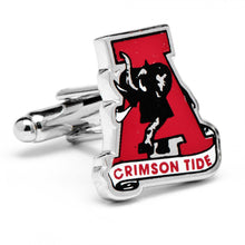 University of Alabama Vintage Crimson Tide Cufflinks