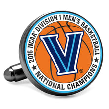2016 Villanova Wildcats National Champions Cufflinks