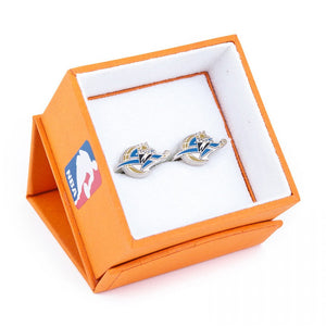 Retro Washington Wizards Cufflinks