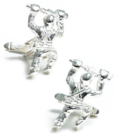 Crawling Soldier Cufflinks