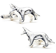 German Shepherd Cufflinks