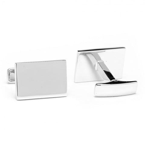 Infinity Edge Rectangular Cufflinks