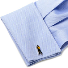 Captain Kirk Action Cufflinks