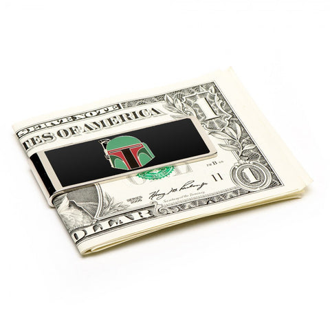 Boba Fett Helmet Money Clip