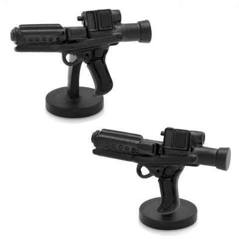 3D Storm Trooper E-11 Blaster Cufflinks