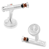 3D Luke Skywalker Lightsaber Cufflinks