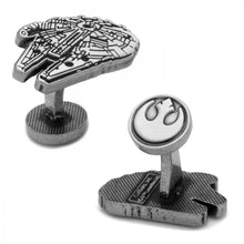 Star Wars Millenium Falcon Cufflinks