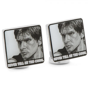 Never Tell Me The Odds Cufflinks