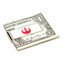 Rebel Alliance Symbol Money Clip