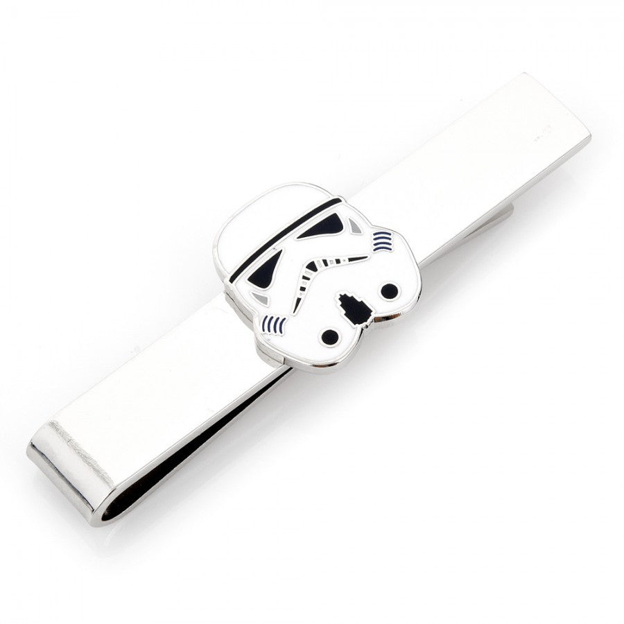 Stormtrooper Head Tie Bar