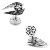 3D TIE Striker Cufflinks
