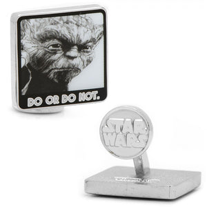 There Is No Try Cufflinks