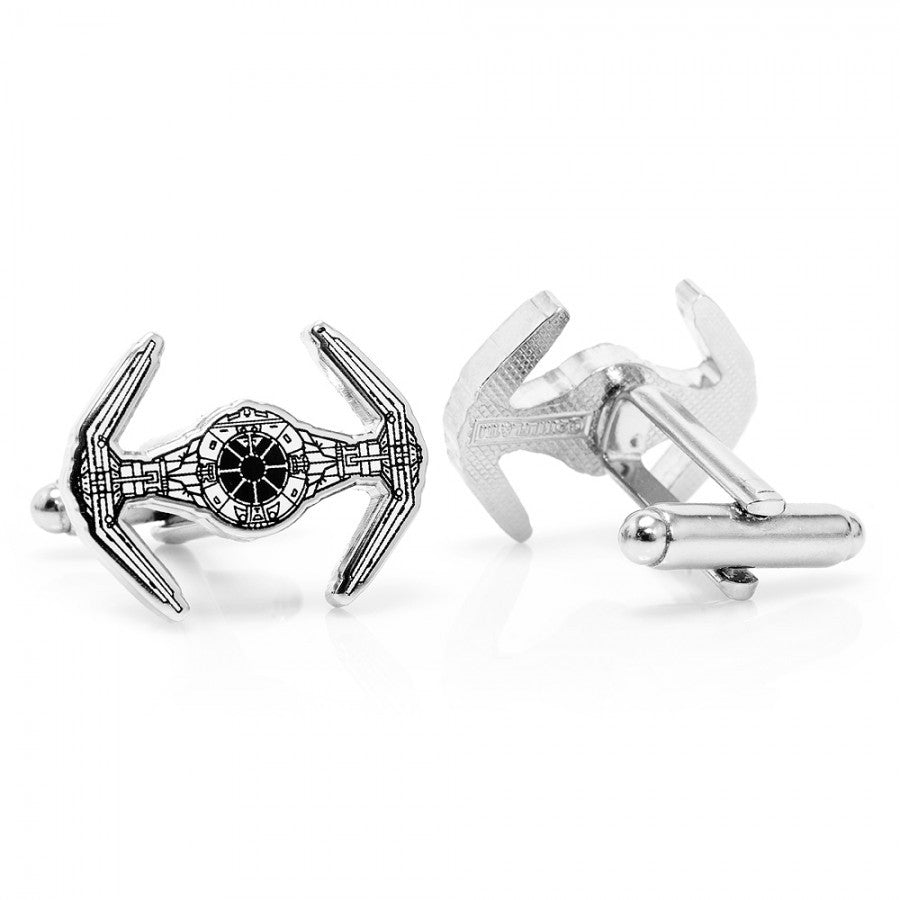 Darth Vader TIE Starfighter Blueprint Cufflinks