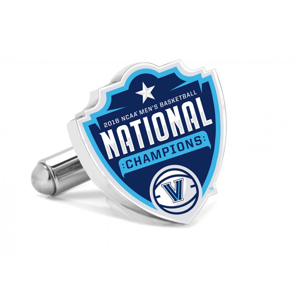 2018 Villanova Wildcats NCAA Basketball Champions Cufflinks