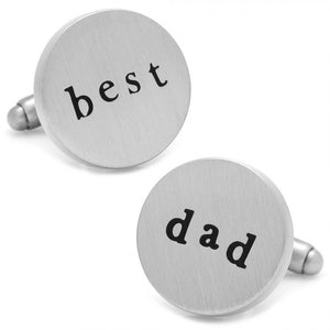 Best Dad Cufflinks