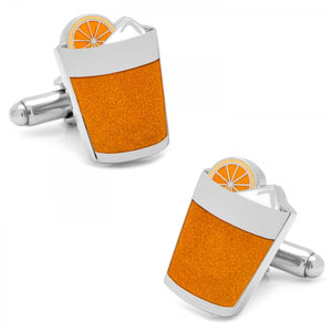 Old Fashioned Soda Cufflinks
