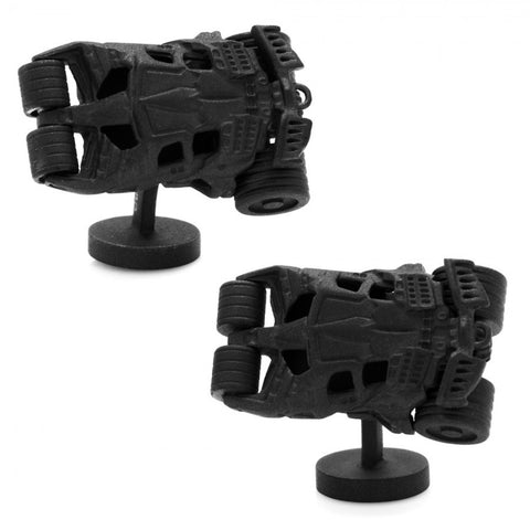 3D Batman Dark Knight Tumbler Cufflinks