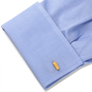 Gold Spike Cufflinks