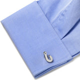 Fish Hook Cufflinks