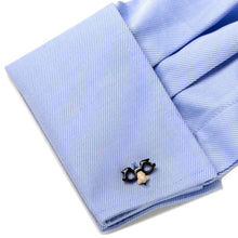 Funny Glasses Cufflinks