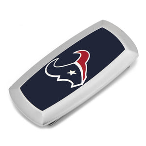 Houston Texans Cushion Money Clip