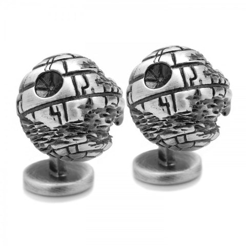 3D Death Star II Cufflinks