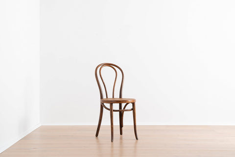 Authentic Thonet Model 214 Chair