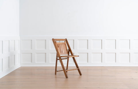 Squared Folding Chair