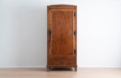 Satinwood Armoire