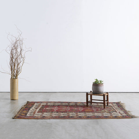Sarkoy Arboreal Prayer Rug