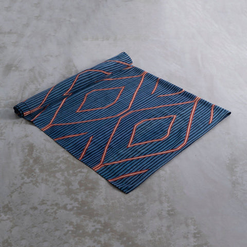 Transcendental Diamonds Kilim Rug